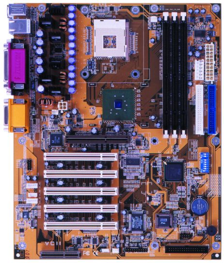 VC11 Motherboard