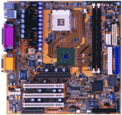 VC31 Motherboard