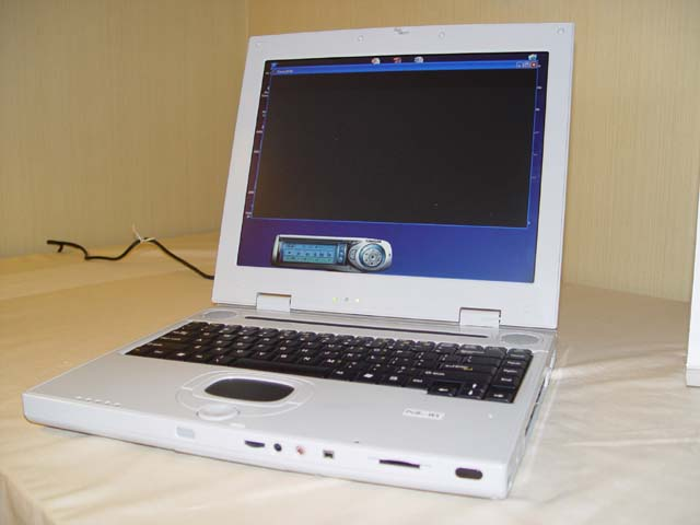 Athlon-64 Notebook