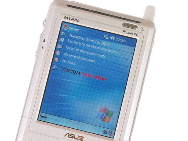 PocketPC with TomTom