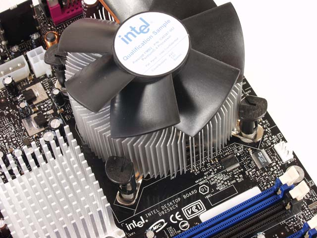 Socket-775 heatsink
