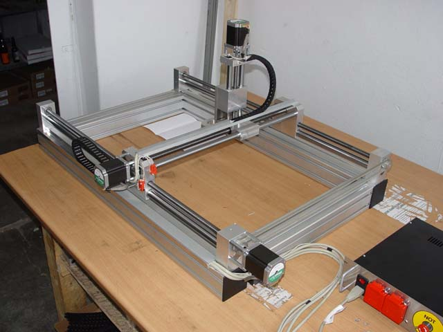Cnc houtfrees