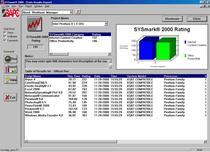 SYSmark 2000 reference score