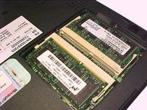 Notebook Memory Upgrades