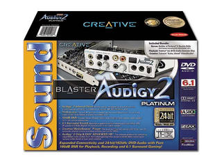 SoundBlaster Audigy2 Box