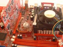 P4HT and ATi Radeon