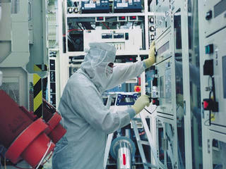 AMD clean room tooling