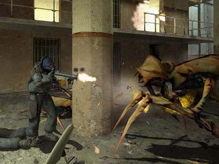 HalfLife2 screenshot