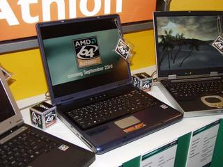 AMD Athlon 64 notebooks