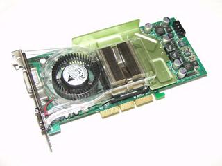 GeForce FX5950 graphics card