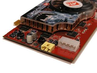 ATi Radeon X800 XT power connector