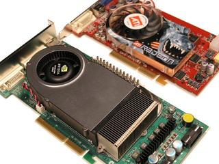 GeForce 6800 Ultra, Radeon X800 XT