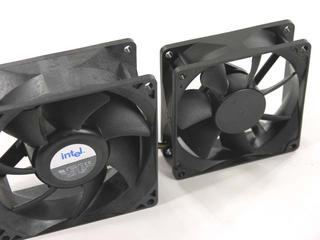 Fan size compared to 80mm fan