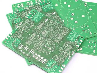 Amplifier and powersupply PCBs