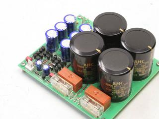 Populated powersupply PCB